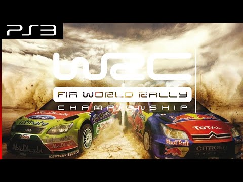 Playthrough [PS3] WRC (2010) - Part 1 Of 3