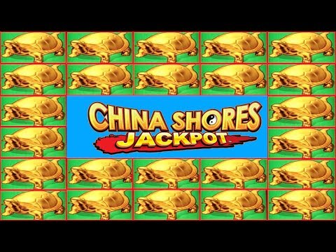 ☯ MEGA DOUBLE JACKPOT ☯ CHINA SHORES VS MONEY BLAST ☯ HIGH LIMIT SLOTS