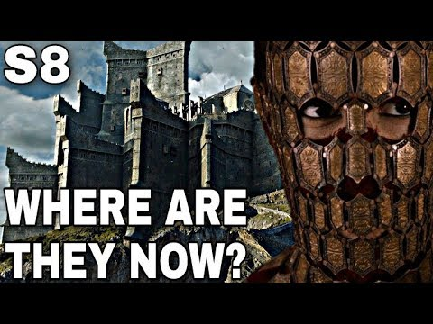 Top 10 Missing Characters That Are Still Alive! - Game of Thrones Season 8