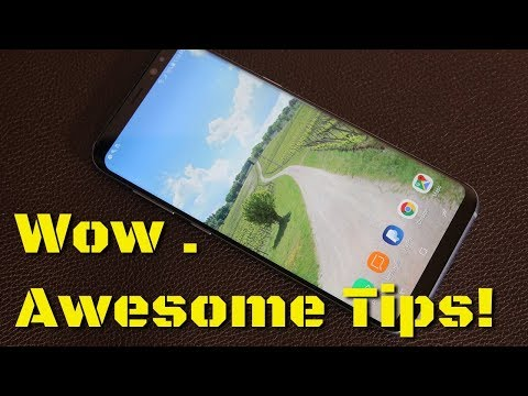 Samsung Galaxy S8+ / S8 : Learn these Amazing Tips & Tricks