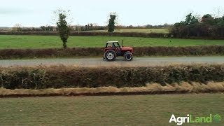AgriLand talks to John Deering about his restored Zetor Crystal 8045