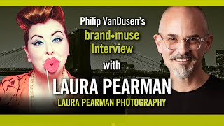 brand•muse Interview with Laura Pearman and host Philip VanDusen