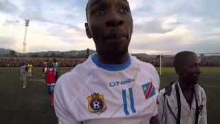 Title 3-2 away win against Burundi 1st leg