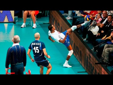 TOP 50 Best Volleyball Libero Actions |...