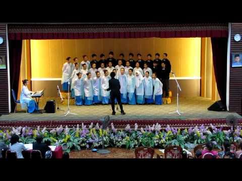 SABS Choir ONE VOICE - Dirgahayu Tanah Airku - Choir Competition 2011