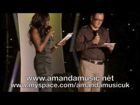 AMANDA Performing Cover Version of Take a Piece of My Heart LIVE at Kidscape Charity Ball