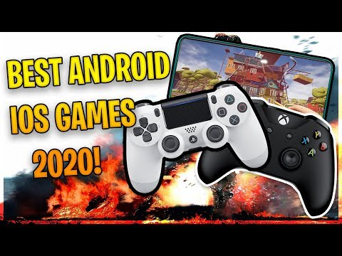 10 Best Android/iOS Games With (Bluetooth) Controller Support - [Amazing Graphics]