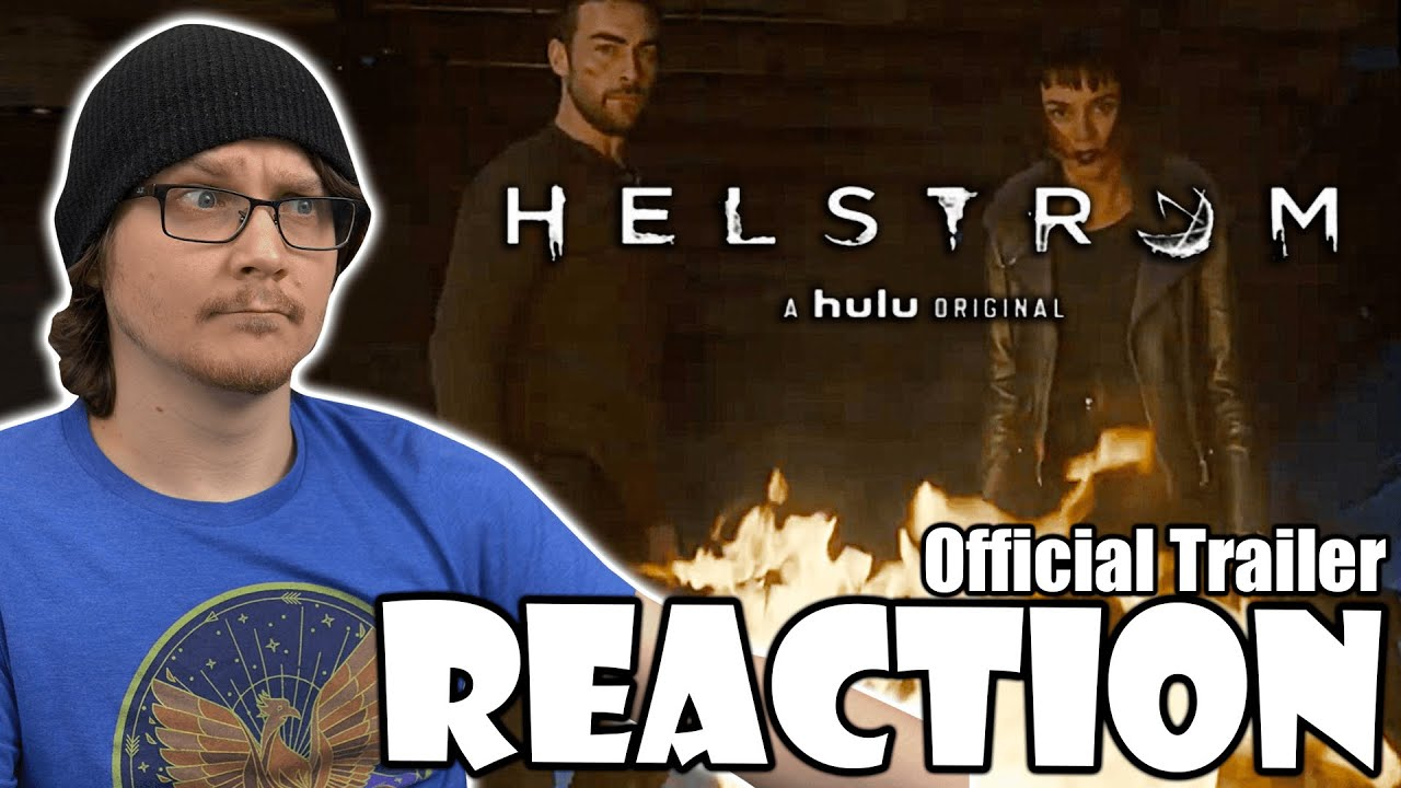 HELSTROM - Official Trailer Reaction ...