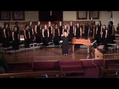 Northpoint Christian School Choir Orlando March 2017