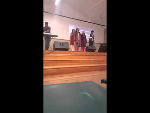 Tamil Australia church part 1