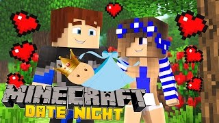 Minecraft Date Night-Little Carly-A NEW BABY?!