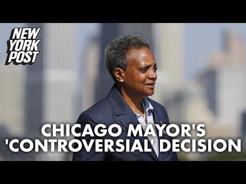 Мэр Чикаго хочет, чтобы право брать у нее интервью имели только цветные репортеры