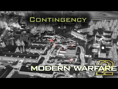 "Call of Duty: Modern Warfare 2 campaign. Part 12 ""Contingency"""