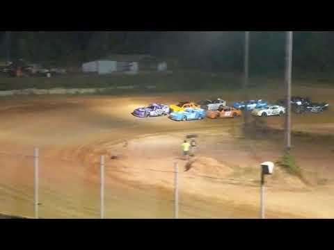 Street Stock Feature Southern Raceway - 9/14/19