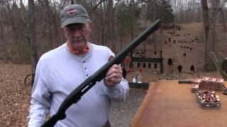 shotgun slugfest mossberg 590 a1