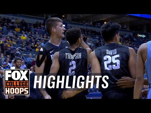 Butler vs Marquette | Highlights | FOX COLLEGE HOOPS