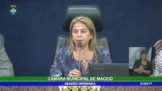 SESSÃO ORDINÁRIA 21/02/2018