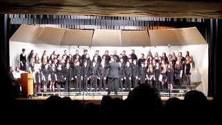 "2013 February Concert; Ponaganset Concert Chorus: ""Andrew Lloyd Webber in Concert"""