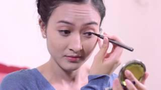 1001 Inspirasi Ramadhan -  Makeup Cepat Dan Simpel Untuk Bukber - Puteri Modiyan