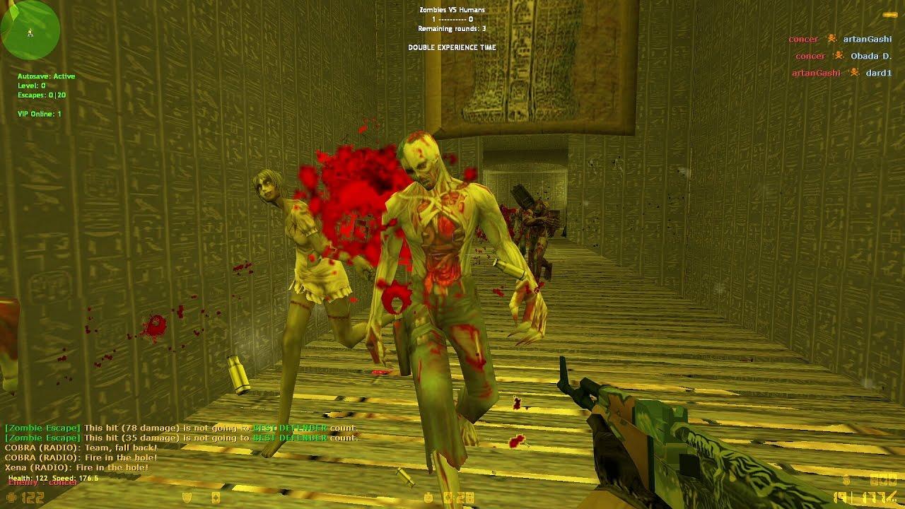 counter strike zombie mod