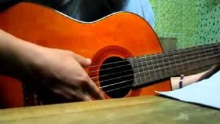 Chim trắng mồ côi-guitar-ngovankhanh