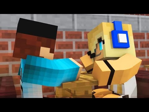 New Psycho Girl Song vs Cheater! Best Hacker Songs Top Minecraft Songs