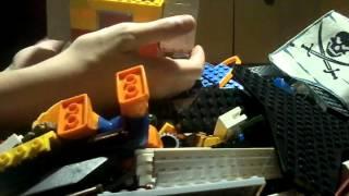 Бибибот.Лего самоделка