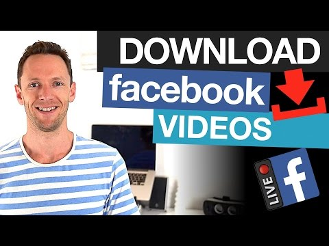 Facebook Video Download: How to Download Facebook Videos and save Facebook  Live streams!