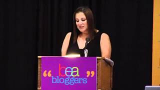 BEA Keynote 2012: Jennifer Weiner