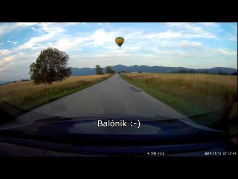Stredoslovenské Cesty #7
