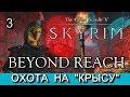 Скайрим За Пределом Skyrim BEYOND REACH Прохождение Часть 3 О ТАРАКАНАХ И КРЫСАХ mp3
