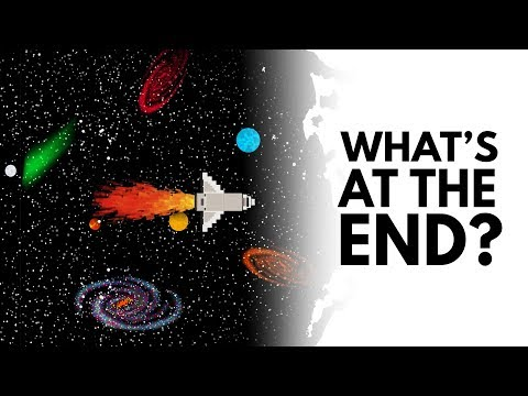 What's At The End Of The Universe?