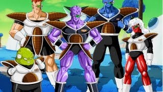 Full Version Ginyu Force Theme