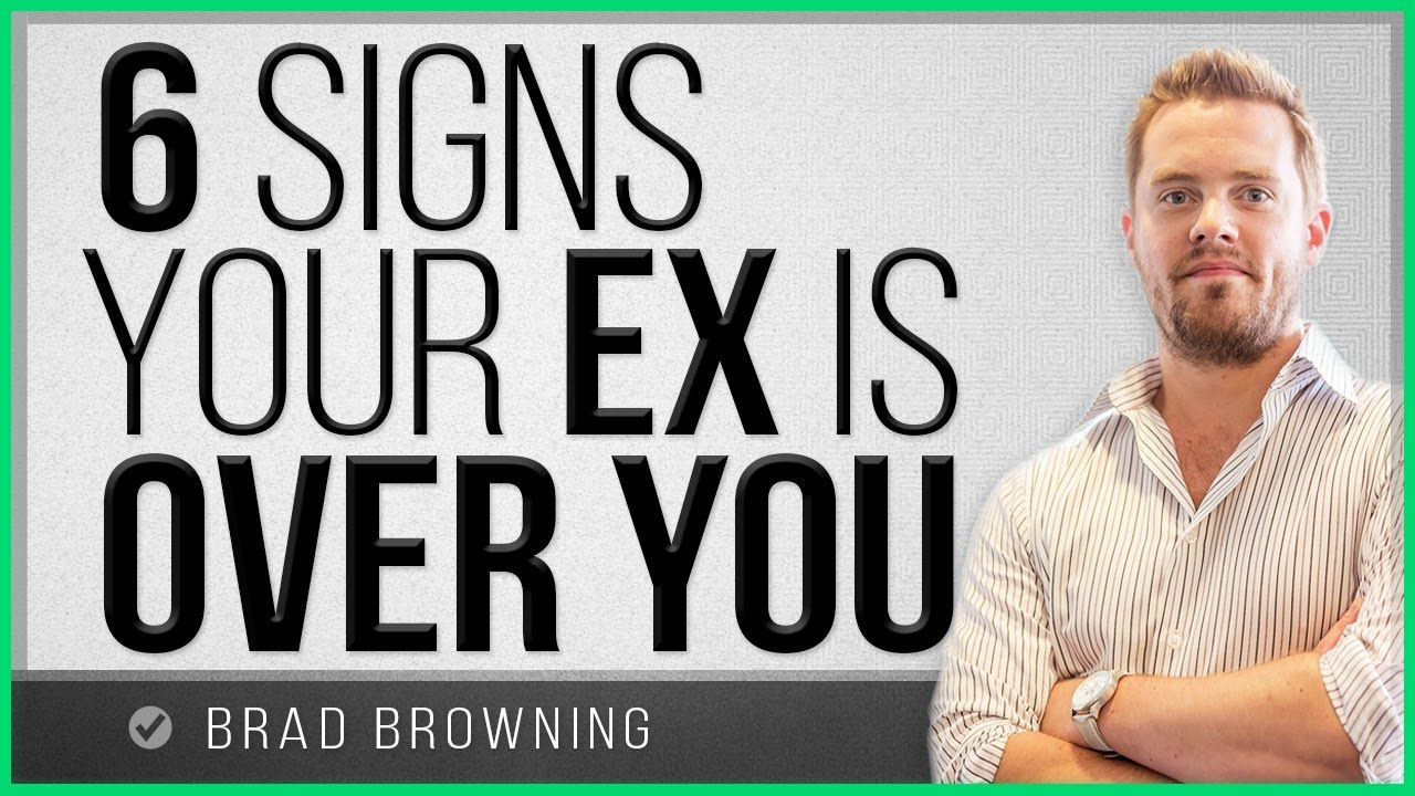 Download 6 Signs Your Ex Is Over You