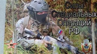 Спецназ ССО РФ в Сирии