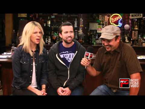 Kaitlin Olson and Rob McElhenney ready for new season of It's Always Sunny In Philiadelphia