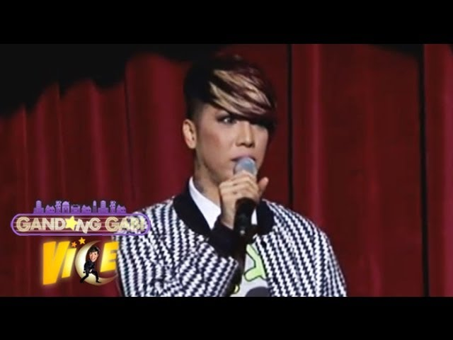 "Vice Ganda: ""Kahit gaano ka ka-Unkabogable at the end of the day I'm only human."""