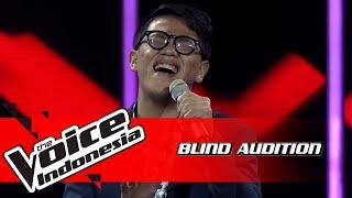 Gok - Kisah Romantis | Blind Auditions | The Voice Indonesia GTV 2018