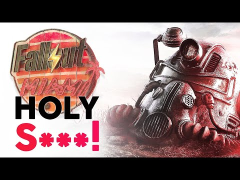 Fallout Miami Is Changing Fallout | And It's Awesome