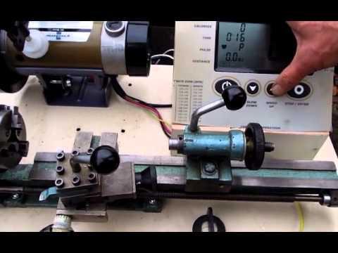 Treadmill Motor For Modellers Lathe Youtube