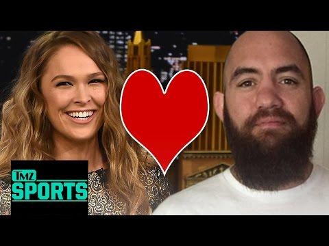 Ronda Rousey Dating UFC Fighter Travis Browne | TMZ Sports