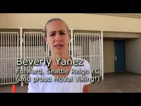 MVUSD -- Beverly Yanez at Palm Middle School