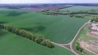 ТОВ ''Агрофірма Колос'' з висоти плашиного прольоту 2016