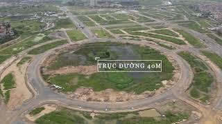Tiến độ Khu đô thị Kim Chung Di Trạch - Hinode Royal Park ngày 24/10/2020