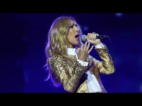 Celine Dion - Asian Tour 2018 LIVE Vocal Range: Bb2-C6 (3.3 Octaves)