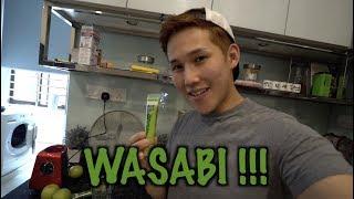 男友惡整: 超奸詐的Wasabi 惡整計畫,女友竟然把....給吐出來!