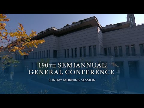 October 2020 General Conference | Sunday Morning Session