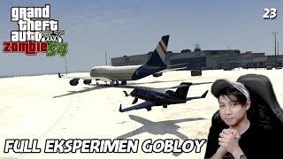 GTA 5 ZOMBIE S4 E23 | THE MOST GOBLOY EPISODE OF BAPAK ZEUS