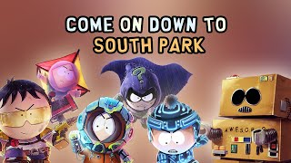 Chaos Mode: Come On Down To South Park | South Park Phone Destroyer