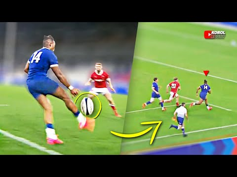 Best RUGBY Tries 2020/21